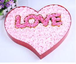 Wholesale Soap flower gift flower shaped soap soap roses wedding ideas wedding birthday gift girlfriend wife