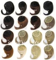 Wholesale 2014 front bang hair bang extension clip in hair bang synthetic hair bang hair fringe fhrj76