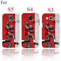 For Samsung chicago bull - The Best Ever Chicago Bull Michael Jordan Case Cover for Galaxy S3 S4 S5 I9300 I9500 I9600 PC