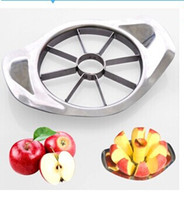 Wholesale Brand New All Stainless Steel Cutting device Cut Fruit Apple Fruit Slicer Cut Apples Tools