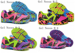 Wholesale NEW Gel Noosa Tri Famous Brand Running Shoes Breathable Fashion Sports Sneakers Womens Athletic Shoes Colors
