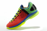 Wholesale 10 Colours New Model Air Kevin Durant KD VI Youth Unisex Children Boys amp Girls Kid s Basketball Sport Footwear Sneaker Trainers Shoes