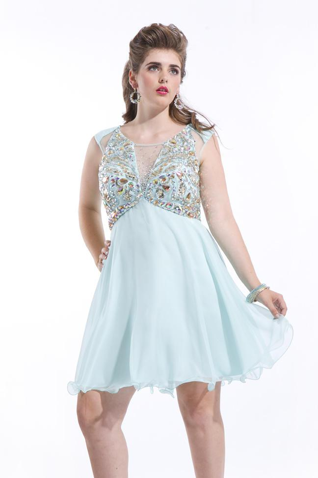Larger Size Prom Dresses 45