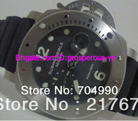 Sport high quality automatic watches - Lowest Price Super Luxury top Submersible Pam Pam243 Black Dial automatic High Quality mens Men s Watch Watches