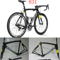 Wholesale Pinarello Dogma Full Carbon Road bike frame Think2 Carbon Fiber Bicycel Bike Fraemset Bike Frames Collection Bicycle