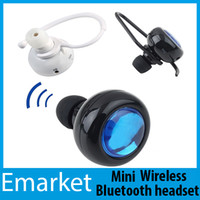 Universal Bluetooth Headset  Super Mini Universal Wireless Earphone Bluetooth 3.0 Hand Free Sport Stereo Headset Headphone for Samsung S4 S5 NOTE 3 iPhone 4S 5 5S HTC