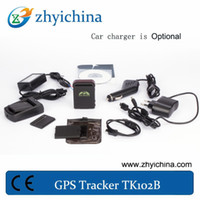 19cm*13cm*6cm TK102B 0.5kg High performance GPS car tracker mini TK102B Tracking device Voice monitor SOS Alarm Real time Gps Tracker 102