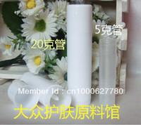 100 lip balm container - High quality g Lipstick Tube Large size Lip Balm Tube White Empty Lip Gloss Container Lip Tube