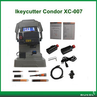 Wholesale car key cutting machine IKEYCUTTER CONDOR XC Master Series Key Cutting Machine