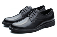 Wholesale 2014 new arrival High end business leather shoes Lace up ECO men s shoes A quality Business dress shoes