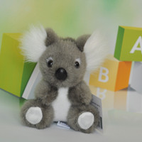 Wholesale New arrived Plush toy koala bear cinereus souvenir kl no13