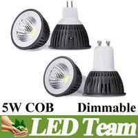 Wholesale New Arrival Brand New COB W Led bulbs light GU10 E27 E26 MR16 Dimmable led spotlights warm cool white V V CE ROHS CSA Approved