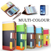 Cheap For Apple iPhone Wallet Case for iPhone 5S Best Plastic I5C175 Flip Case for iPhone 5S