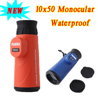Wholesale New arrival Waterproof x50 Monocular for Tourism Hunting Outdoor Camping