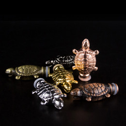 Funny Style Tortoise Drip Tips Turtle Drip Tip Metal 510 EGO Atomizer Mouthpieces for CE4 CE6 DCT vivi nova innokin iClear 30 Clearomizer