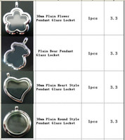 Wholesale Details about Memory Living Glass Floating Magnetic Locket Picture Frame Min order is