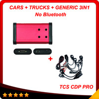 2014 best selling tcs cdp pro+ car cable professional diagno...