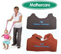 Wholesale Toddler Walking Assistant Baby Learning Walker Harness Leash Drop Retail Hot sale