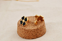 Wholesale High quality bijouterie earrings gold fashion jewelry wholesalers leaf shape earrings