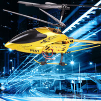 other other other Wholesale-Free Shipping Super Big RC Helicopter 3.5CH Built-In Gyro SF557A F557A Remote Control RC Helikopter Total Length 73CM