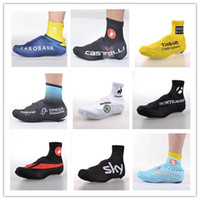 Wholesale Pro Team Cycling Shoes Cover Bicicletas Bicycle Bike Overshoes Sports Accessories Sport Shoe Cover