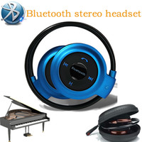 For Apple iPhone bluetooth wireless retail package Mini 503 Wireless Headphone Bluetooth Stereo Sports Earphone Headsets handsfree for Android Smart Phone iphone iPad Tablet PC Hot sale