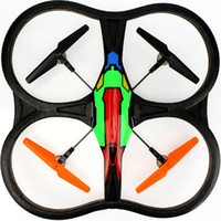 other other other Wholesale-51CM Big 2.4G 4.5CH 6-Axis GYRO Quadcopter UFO Outdoor VS Parrot AR.Drone 2.0 V222 V959 U816A RC Helicopter Remote Control Toys