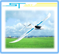Wholesale RC Jet glider AXN Floater Jet EPO AXN Clouds planes With Motor ARF Airplanes