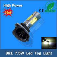 2014 lens for cree led - High Power Cree LED Lens W H27W Fog Lights Bulbs Super Bright White for Chevrolet GMC Ford etc