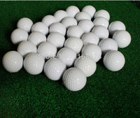 Wholesale 2014 New golf practice double ball
