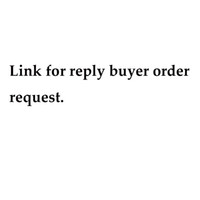 Wholesale Buyer request for order items