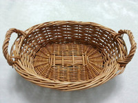 Wholesale handmade willow storage basket small basket