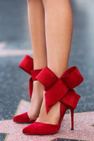 Red And Blue Heels