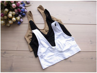 Wholesale Big discount Hotsale New Sexy Seamless sport yoga bra similar Ahh Genie sport leisure Bra No box