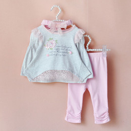 Wholesale 2014 new baby Set t shirt headband pant girl fashion cotton toddler jumpsuit infant vitamin bodysuit baby clothing set