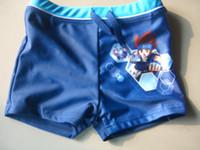 Boy Swim Trunks 4T free shipping boys swimwear swim shorts swimming trunks