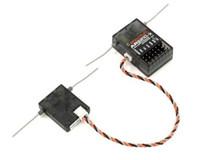 electric motors - Spektrum AR6210 DSMX Receiver Ghz CH DSMX Receiver with Satellite