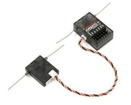 Wholesale Spektrum AR6210 DSMX Receiver Ghz CH DSMX Receiver with Satellite