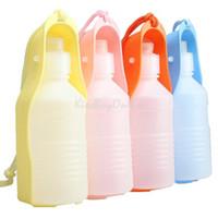 Toute nouvelle vente chaude biberon Portable chien eau extérieure K5BO de voyage