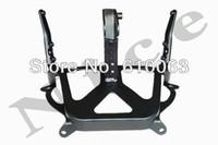 Wholesale Black Front Upper Fairing Stay Bracket For Suzuki GSXR motorcycle Headlight Bracket