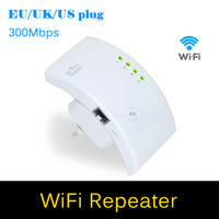 Wholesale Licensed Wireless N Wifi Repeater N B G Network Router Range Expander M Antenna Signal Booster Wi fi Roteador EU US UK