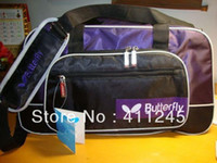 Wholesale Freeshipping pc Butterfly TBC shoulder bag backpack sports bag travel bag Table Tennis Bag Colors Available