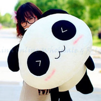 Panda White Plush 70 cm High Quality Kawaii Plush Doll Toy Animal Giant Panda Pillow Stuffed Cushion Bolster as birthday valentine's day gift
