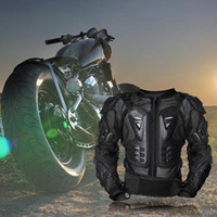Wholesale Men Motorcycle Off Road Motocross Riding Guard Jacket Armor Gear Protector XL New