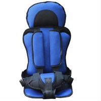 Wholesale Child Car Seat Cover Factory Price Toddler Car Seat for Safety Suitable Age Years Old Year Old Lovely Baby Car Seat for Boy
