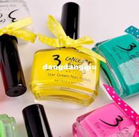 Wholesale New Bright colors Nail Polish Matt Nude color price color Optional ml shellac More engaging nail art