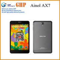 Wholesale Original Ainol AX Flame Fire MTK6592 Tablet Octa Core G Phablet inch IPS Retina x1200 Android GB GB GPS Bluetooth