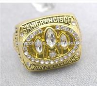 A estrenar anillos de campeonato baratas 1988 anillo de campeonato con el cristal