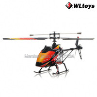 Wholesale Helicopter Body WLtoys V913 RC Helicopter Single Rotor BNF Without Battery and Transmitter