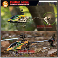other other other Wholesale-Fly stable WL450 4CH 52cm long Big Outdoor RC Helicopter, With camera 2 batterys , Remote control Helicopter , Free shipping